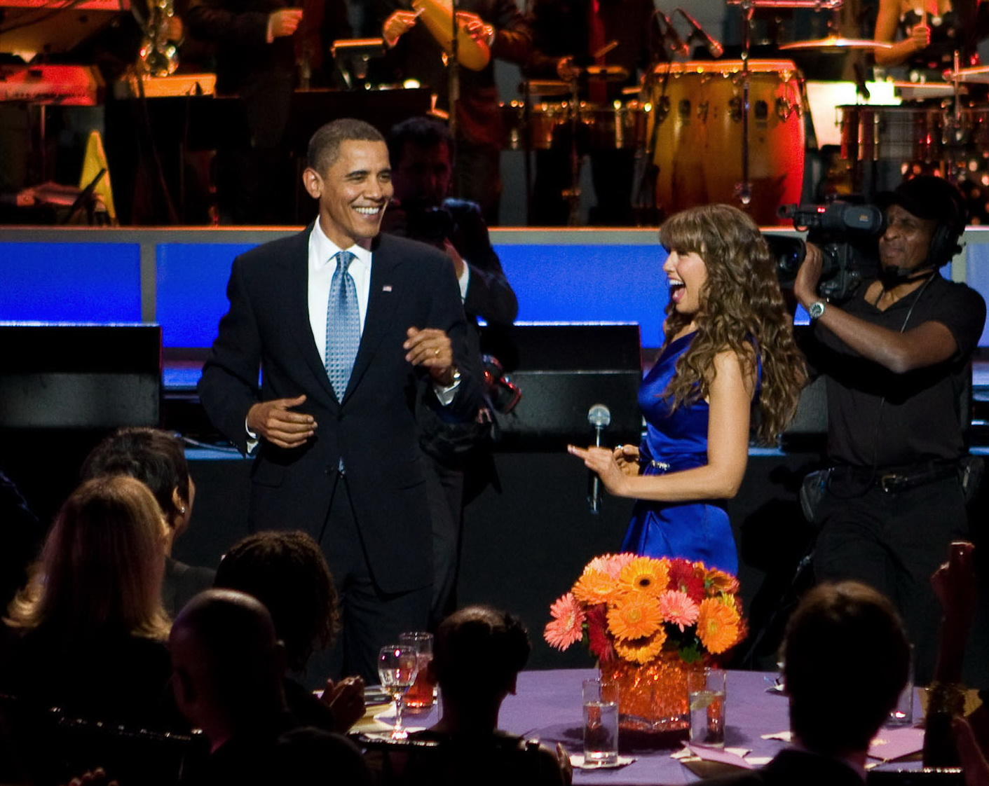 Obama Speaks about Hispanics in the USA